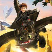 『ヒックとドラゴン』最新作の特報映像!新たな聖地を求めて大冒険!
