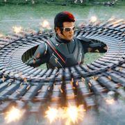 最強おじさんロボット再び!インド映画『ロボット』続編の特報が公開