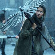 チャン・イーモウの三国志映画、本編映像 驚愕の傘アクション
