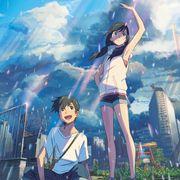 『天気の子』米アカデミー賞ノミネート目指す日本代表に!アニメとして『もののけ姫』以来