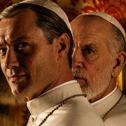 ジュード・ロウ、ダンブルドア役とローマ教皇役はどっちが大変?自分史上最小の衣装はテーブルナプキン1枚