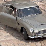 『007』新作のカーチェイス撮影!イタリア南部マテーラで