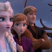 『アナと雪の女王2』1位スタート!『決算!忠臣蔵』が2位