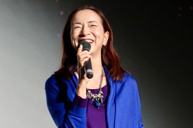 撮影を通して娘・石橋静河の女優としての成長ぶりをみたという原田美枝子