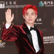 EXOのスホやチョウ・ドンユイがマカオ国際映画祭オープニングに登場