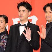 成田凌、主演作を劇場で鑑賞「すごいウケてました」