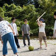 劇場版『声優男子ですが・・・?』初映像!上村祐翔、梅原裕一郎らがキャンプ満喫