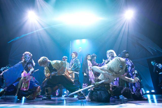 18日に開幕を迎えた舞台「鬼滅の刃」