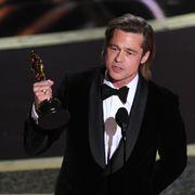 ブラピ、『ワンハリ』でオスカー初受賞!4度目、8年ぶりノミネートで助演男優賞に輝く