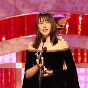 長澤まさみ、最優秀助演女優賞!セカチュー以来15年ぶり