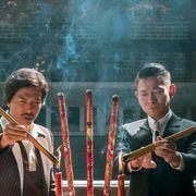 ドニー・イェン&アンディ・ラウ共演『追龍』6月公開 実在した男たちの友情描く香港ノワール