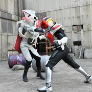 「仮面ライダー電王」10年ぶり新作で電王VS.イカデビル!秋山莉奈も出演