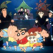 子供と観たい『映画クレヨンしんちゃん』5作品、GWに無料配信!
