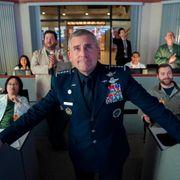 米宇宙軍をコミカルに描く!「ジ・オフィス」製作陣による職場コメディー初映像