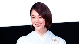 米倉涼子、着物姿で途絶えぬ日仏交流祝福 フランス映画祭無事開幕!