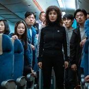 人生初の海外旅行でテロリストと同乗…ピンチに妻の本能が覚醒する韓国アクション!