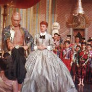 ミュージカル「王様と私」再映画化