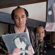 「ドラゴン桜」阿部寛、新作映画で北斎を導くカリスマに