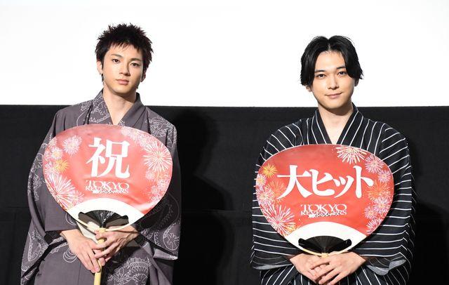 映画/吉沢亮&山田裕貴、共演を重ねて深まる「尊敬」の思い!