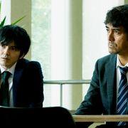林遣都、『護られなかった者たちへ』バディ役・阿部寛との共演振り返る「優しくてカッコいい」