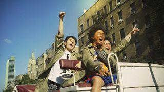 32倍速?ニューヨークで大暴れ!『唐人街探偵 NEW YORK MISSION』本予告が公開