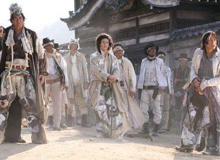 第64回ヴェネチア国際映画祭のコンペ出品作品『スキヤキ・ウエスタン ジャンゴ』