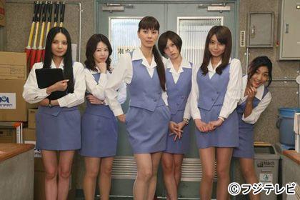 第1話は18.3%の高視聴率! - ドラマ「ショムニ2013」より