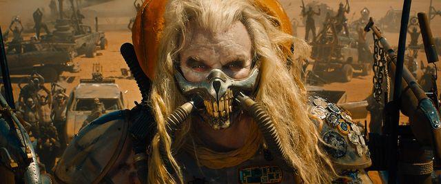 ご冥福をお祈りいたします - 映画『マッドマックス 怒りのデス・ロード』でイモータン・ジョー役を務めたヒュー・キース=バーンさん
