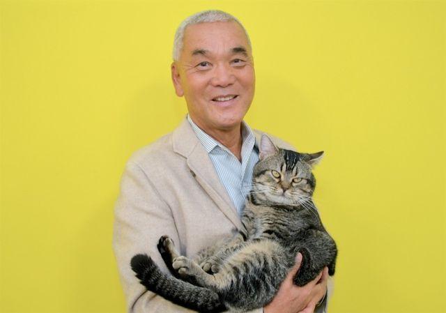 岩合光昭と猫のベーコン