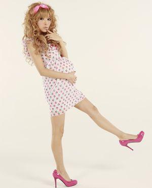 妊婦風ファッションもかわいい!