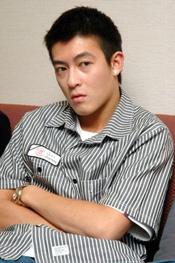 香港芸能界を引退しているエディソン・チャン