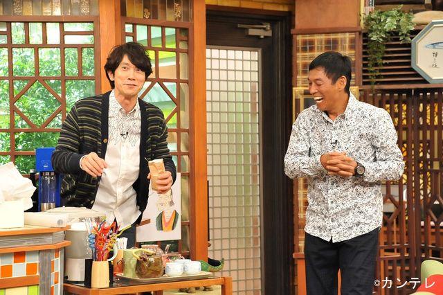 「さんまのまんま」にゲスト出演する佐々木蔵之介