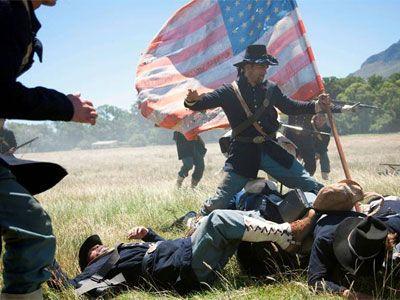 「ゲティズバーグの戦い」より