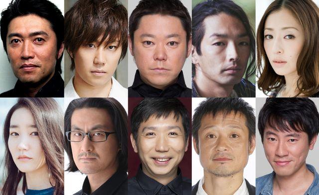 劇団☆新感線「髑髏城の七人」第2シーズン「鳥」のキャスト