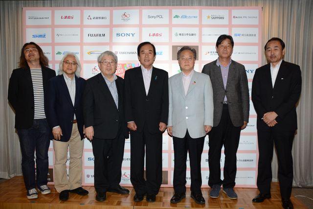 「SKIPシティ国際Dシネマ映画祭2015」映画祭実行委員会のメンバー