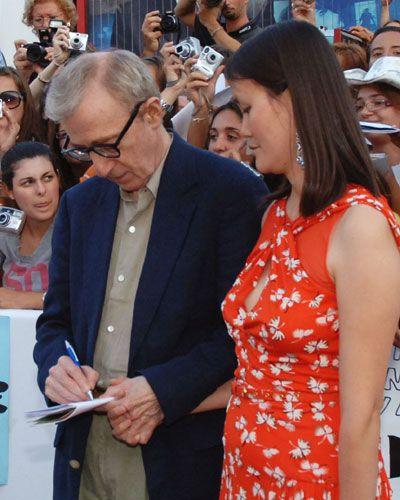 ウディ・アレンと妻のスン・イー・プレヴィン
