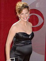 現在妊娠中で激しいアクションは無理のジェニファー・ガーナー