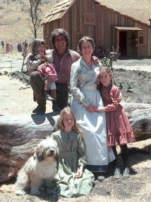 テレビシリーズ「大草原の小さな家」より