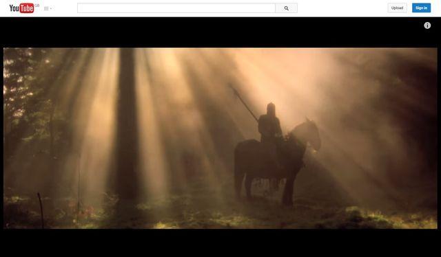 画像は『ブラック・エンジェル(原題)』YouTube動画のスクリーンショット