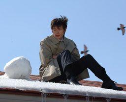 雪に願うこと