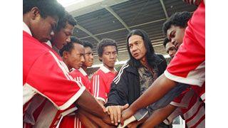アフロ サッカー