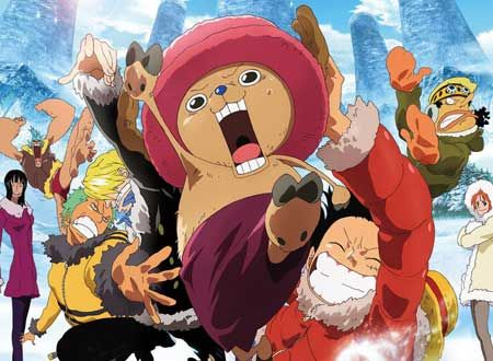 One Piece ワンピース The Movie エピソード オブ チョッパー プラス
