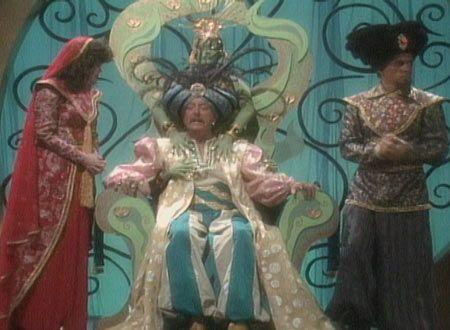 フェアリー・テール・シアター/アラジンと魔法のランプ