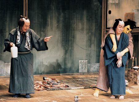 シネマ歌舞伎 らくだ