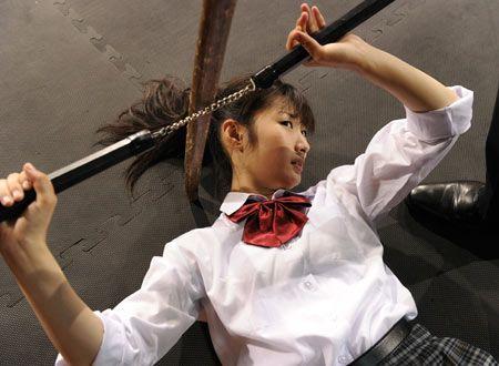 KG カラテガール (2010) - シネ...