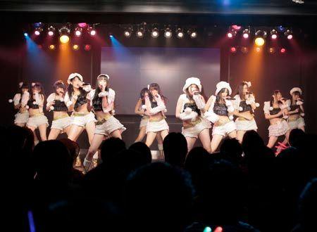 SKE48 3Dシネマライブ vol.1 「制服の芽」公演2011