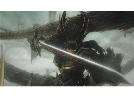 呀~暗黒騎士鎧伝~