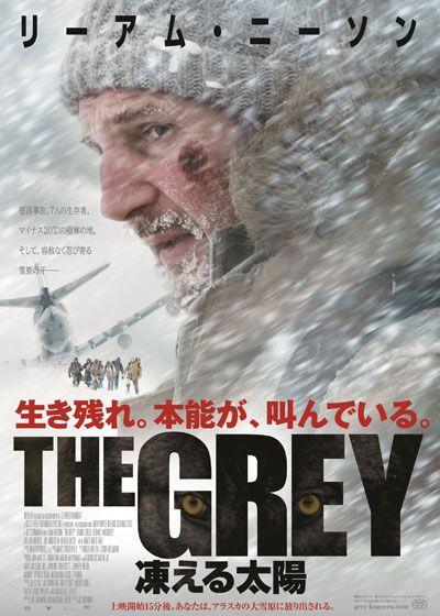 THE GREY 凍える太陽
