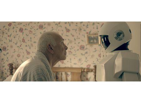 素敵な相棒~フランクじいさんとロボットヘルパー~