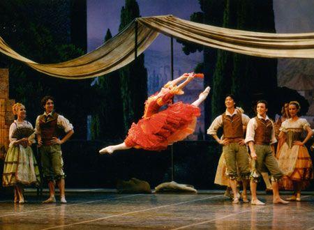 パリ・オペラ座へようこそ ライブビューイング2012~2013/ドン・キホーテ(バレエ)